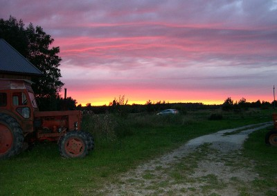 Landschaft (Estland)