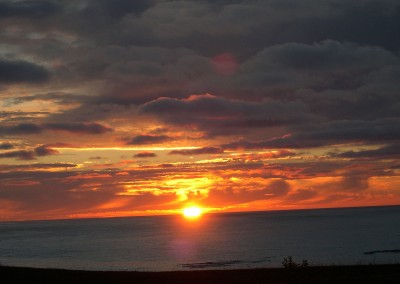 Sonnenuntergang (Estland - Süd Hiiumaa)