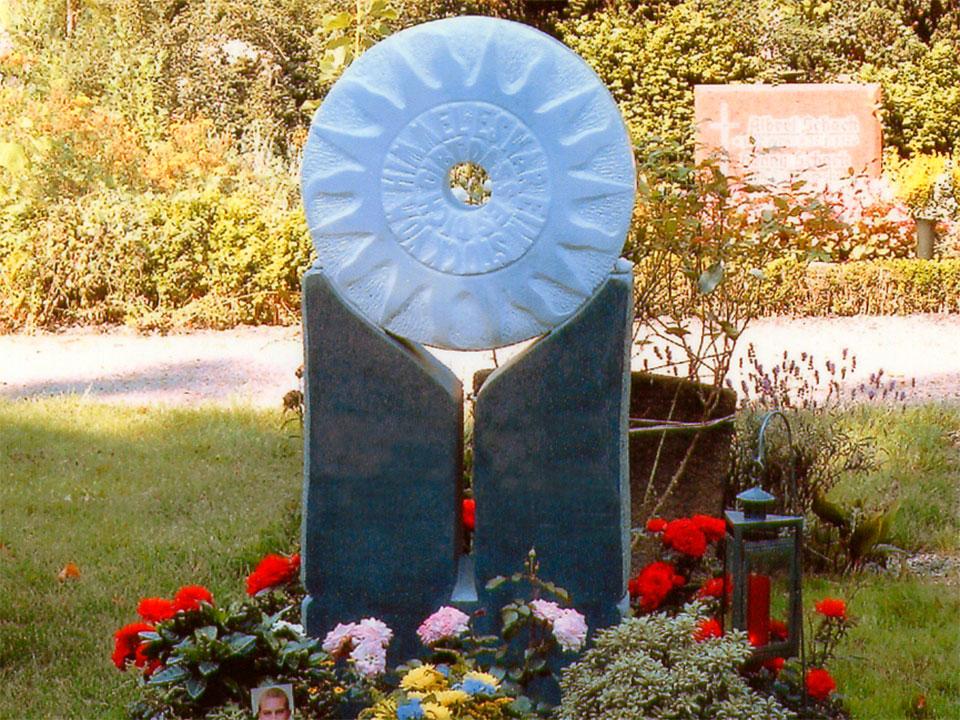Grabsteine … als Ausdruck der Liebe