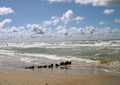Litauen - Schäumende Ostsee