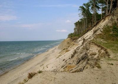 Landschaft Pobierowo (Polen)